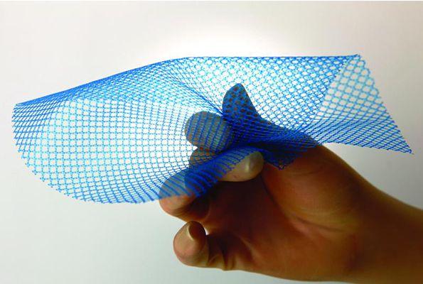 L'uso della rete nella diastasi dei retti addominali